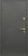 Входная стальная дверь Афина (чёрный муар+венге)