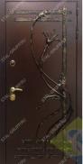 Дверь с терморазрывом ТРМ-05
